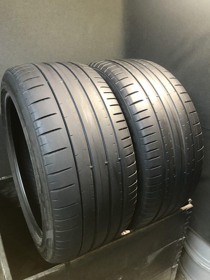 285/40R20 Pirelli Pzero (4-4.5 mm)