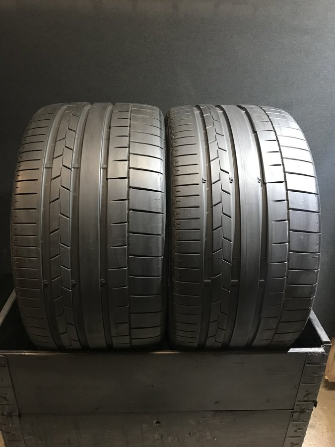 295/30R19 Continental Contact 6 (6,6 mm)